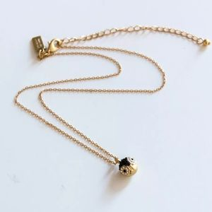 NWT Kate Spade Penguin Necklace.